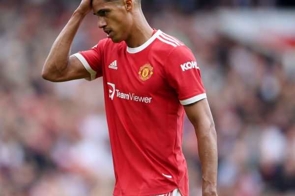 Raphael Varane has insisted that playing with the Red Devils is as stressful as playing with the Real madrid.