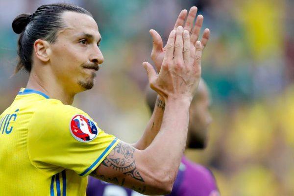 Zlatan Ibrahimovic has been called up to the Swedish national team