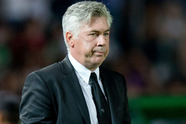 Real Madrid head coach Carlo Ancelotti has defended his decision to replace players was not the reason for the defe