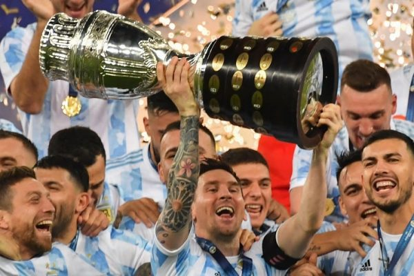 Football fans get ready to watch the world's biggest football games again.When it was announced that Euro champions Italy will face Copa America champions Argentina in June 2022.